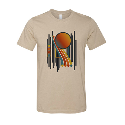 Pretty Lights - Rainbows & Waterfalls T-Shirt