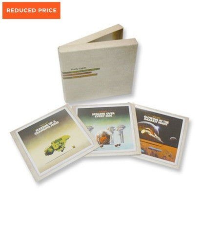 Pretty Lights 2010 EPs CD Box Set - Originally $20