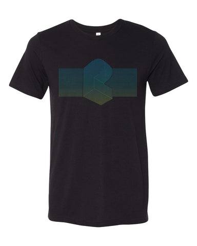 Pretty Lights - Laser Cage Triblend T-Shirt