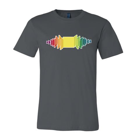 Pretty Lights - Boxhead Glow in the Dark T-Shirt