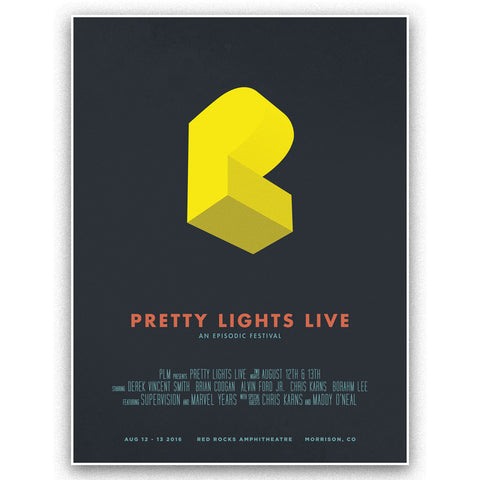 Red Rocks - Episodic Poster