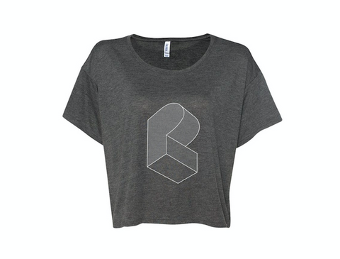 Pretty Lights - Women's Flowy Boxy Tee