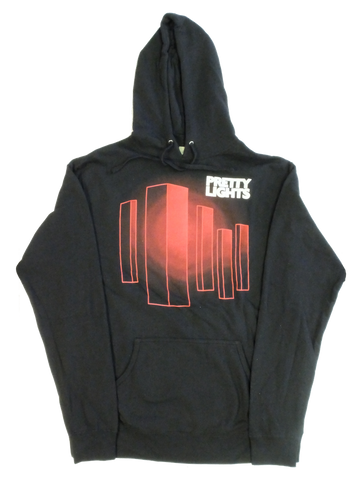 Pretty Lights Red Prisms Hoodie
