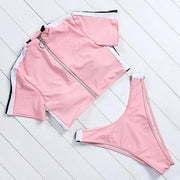 Buy Online Premium Quality and Stylish Bay Watch Inspired Bikini Set, High Quality Vibrant Colour Bikini Set, Exclusive Designed Bikini Set,Bay Watch Bikini Set - ShBang.co