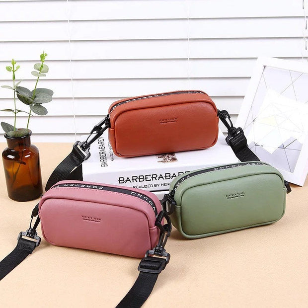 Buy Online Premium Quality and Stylish Small Cross Bag, Build in Double Bladder Crossbody Bag, Multifunction Crossbody Bag, Shoulder Cross Body, Trendy Everyday Crossbody Bag - ShBang.co