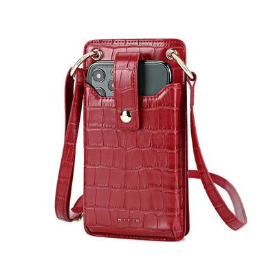 Buy Online Premium Quality and Stylish Alligator Skin Multifunction Crossbody Bag, Shoulder Cross Body, Multifunctional Phone Wallet, High Quality  Trendy Everyday Casual Bag - ShBang.co