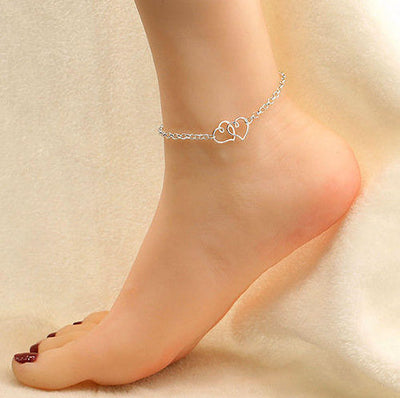 Buy Online Premium Quality and Stylish ANKLE BRACELET - ANKLET  - Ankle Bracelet Boho - Gold Ankle Anklets -Silver Anklets - Foot Accessories - Designer Summer Fashion Jewelry - ShBang.co