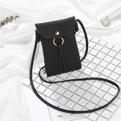 Buy Online Premium Quality and Stylish Mini Fashion Shoulder Bag Mobile Phone Pouch Case - ShBang.co
