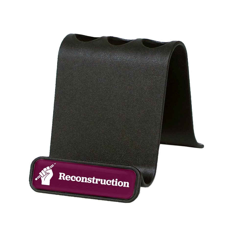 Reconstruction Smart Phone and Tablet Stand