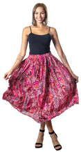 Load image into Gallery viewer, Rayon Crinkle Skirt