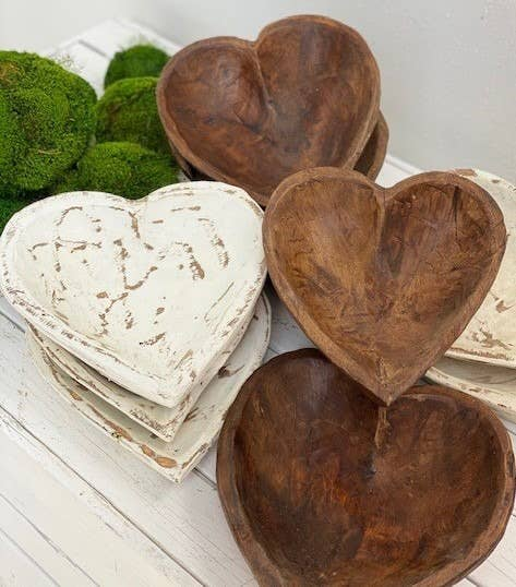 Heart Dough Bowl