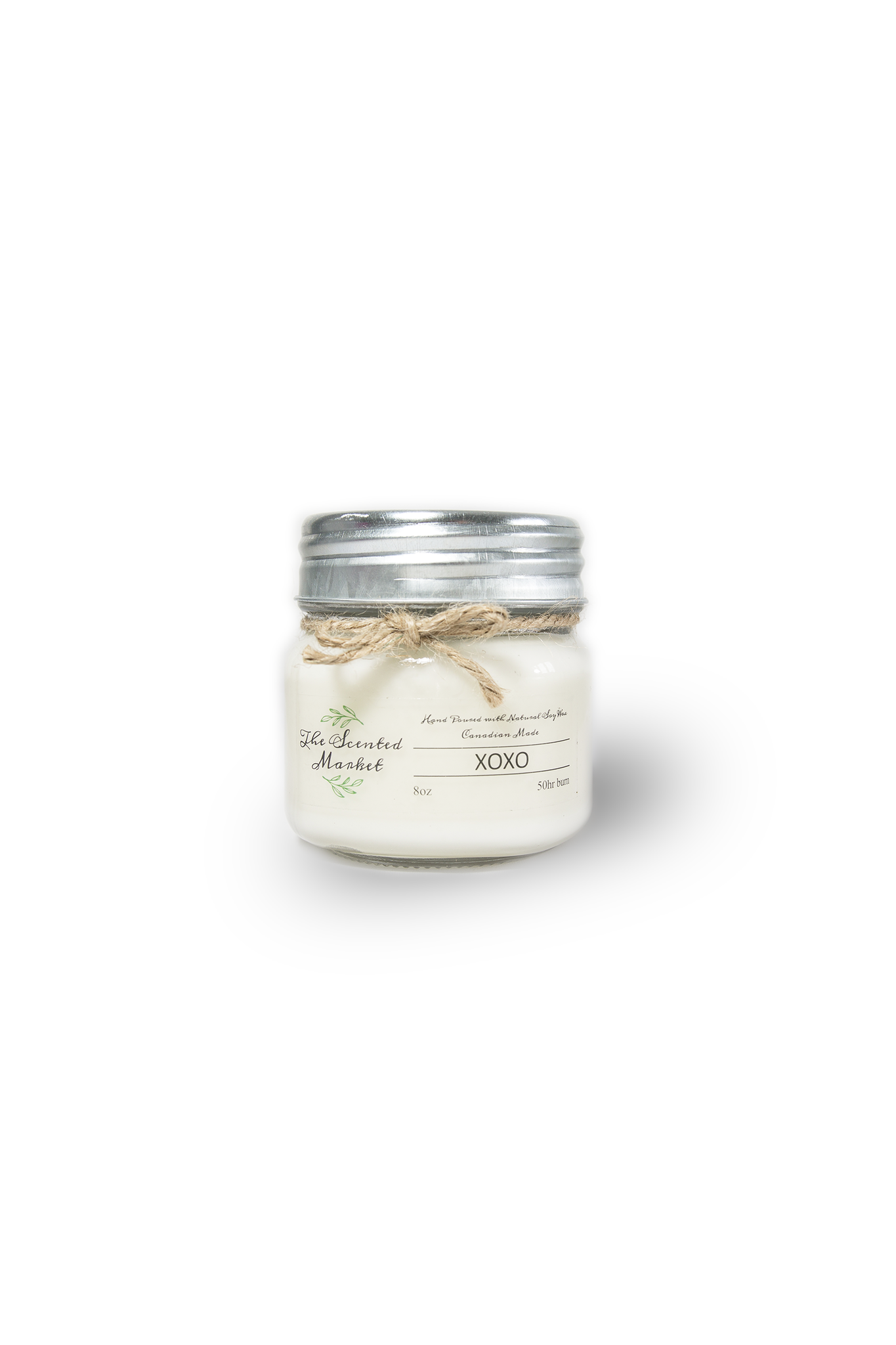 Spring XOXO Soy Wax Candle 8oz