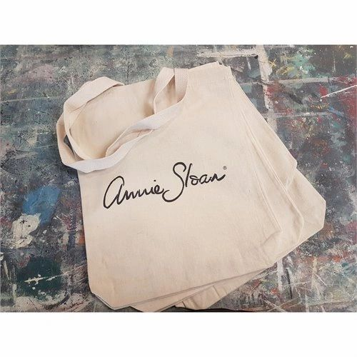 Annie Sloan Branded Canvas Bags