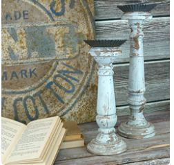 Reproduction Antique Candle Holder