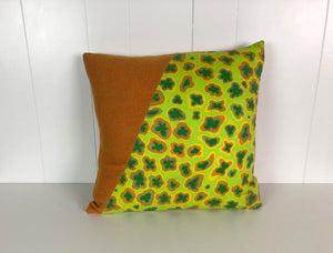 groovy pillow cover