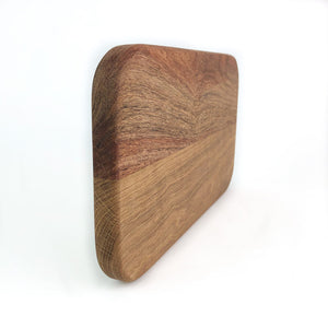 texas mesquite & white oak, color block