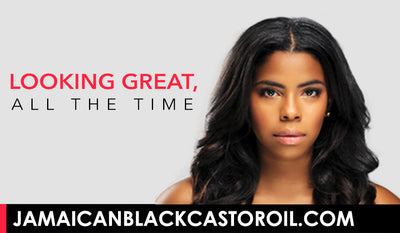 Looking Great, All The Time With Jamaican Black Castor Oil