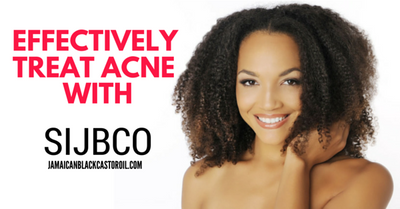Si Jamaican Black Castor Oil Effectively Treats Acne