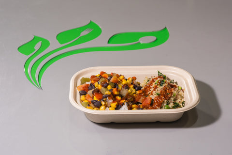 Southwest Veggie Power Bowl
