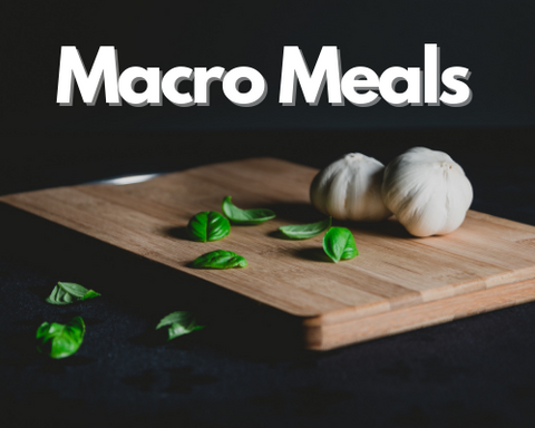Custom Macro Meal Builder