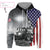 America Tractor EZ23 1101 Custom All Over Print Hoodie