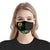 Autism Sunflower EZ16 2307 Face Mask - Hyperfavor