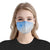 Diabetes Awareness Never Give Up EZ05 2704 Face Mask - Hyperfavor