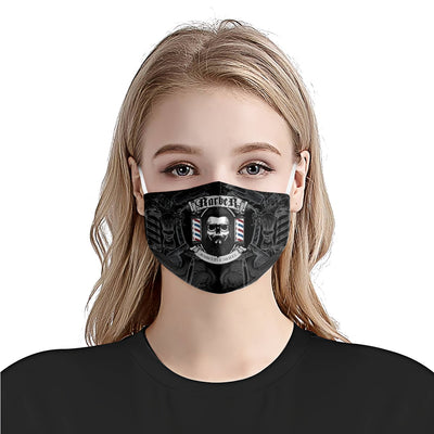Barber Limited Edition EZ05 1505 Face Mask 2 - Hyperfavor