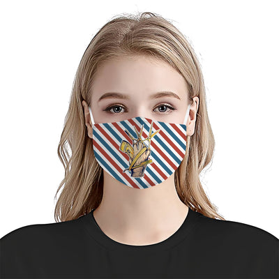 Barber Tools On Hand EZ02 2205 Face Mask - Hyperfavor