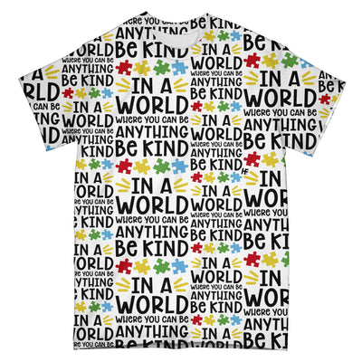 Be Kind EZ14 1808 T-shirt All Over T-Shirt - Hyperfavor