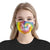Be Kind Tie Dye EZ07 2505 Face Mask Ver A - Hyperfavor