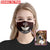 Personalized Beagle Wash Your Paws Quarantine 2020 EZ07 2805 Custom Face Mask - Hyperfavor