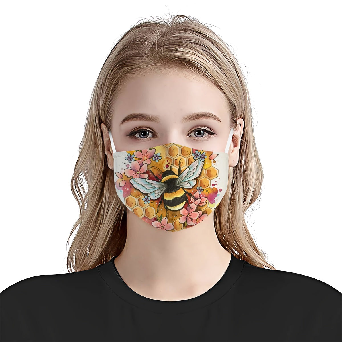 Bee 04 EZ03 2404 Face Mask - Hyperfavor