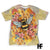 Bee Hive Colorful EZ06 1003 All Over T-Shirt - Hyperfavor