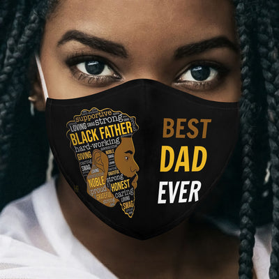 Best Dad Ever EZ13 0106 Face Mask - Hyperfavor