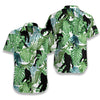 Bigfoot Tropical Seamless Pattern EZ16 2707 Hawaiian Shirt - Hyperfavor
