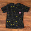 Black Cat Pattern EZ16 1908 All Over T-Shirt - Hyperfavor
