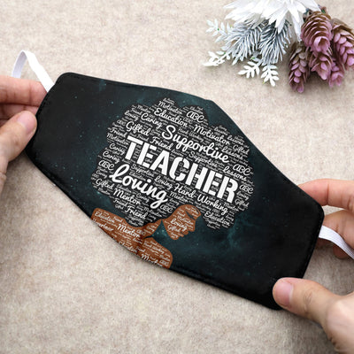 SupportiveTeacher EZ08 0106 Face Mask - Hyperfavor