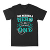 She Need A Hero EZ02 0104 Classic T-shirt - Hyperfavor