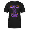 Halloween Nothing Can Scare Me Im An Epilepsy Warrior EZ20 0709 Classic T-shirt - Hyperfavor