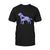 Labrador Retriever Heart Hologram EZ07 3108 Classic T-shirt