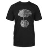 Witch Wicca Be Like A Tree EZ20 1209 Classic T-shirt - Hyperfavor