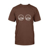 Cycling Mountain Bike EZ08 2808 Classic T-shirt - Hyperfavor