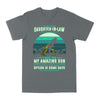 To My Dear Daughter-in-law Mamasaurus EZ03 0804 Classic T-shirt - Hyperfavor