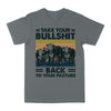Back To Your Pascture EZ03 0804 Classic T-shirt - Hyperfavor