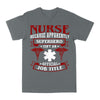 Nurse- Superhero Not Official Job Title EZ02 0104 Classic T-shirt - Hyperfavor