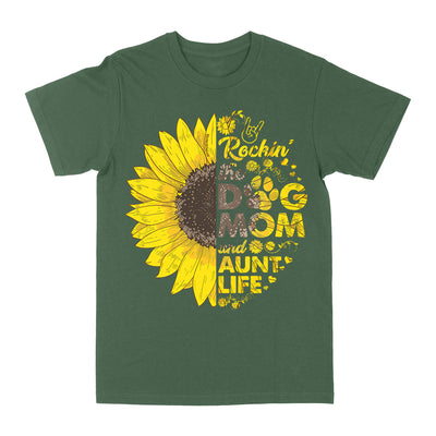 Rockin Dog Mom EZ02 0104 Classic T-shirt - Hyperfavor