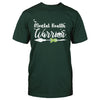 Halloween Broom Mental Health Warrior EZ20 0909 Classic T-shirt - Hyperfavor