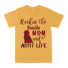 Rockin The  Doodle Mom and Aunt Life EZ03 3103 Classic T-shirt - Hyperfavor
