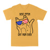Best Effin Cat Mom Ever EZ03 2803 Classic T-shirt - Hyperfavor